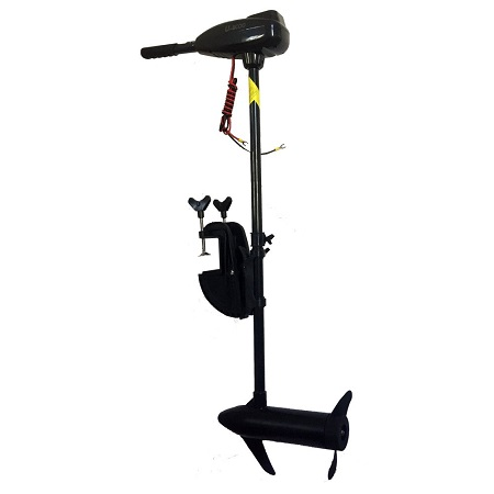 -BCOO 8 Speed Saltwater Transom Mounted Electric Trolling Motor