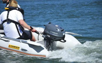 Best Outboard Motor For Saltwater
