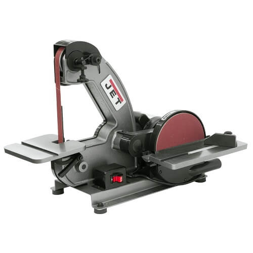 Jet Tools - J-4002 1 x 42 Bench Belt and Disc Sander