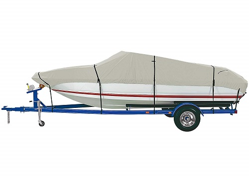 iCOVER Trailerable Boat Cover