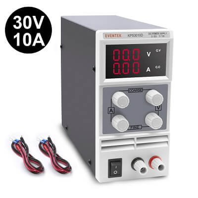 Eventek KPS3010D Variable Switching Regulated Digital Power Supply