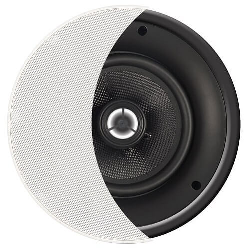 OSD Audio 6.5 Trimless Thin Bezel In-Ceiling