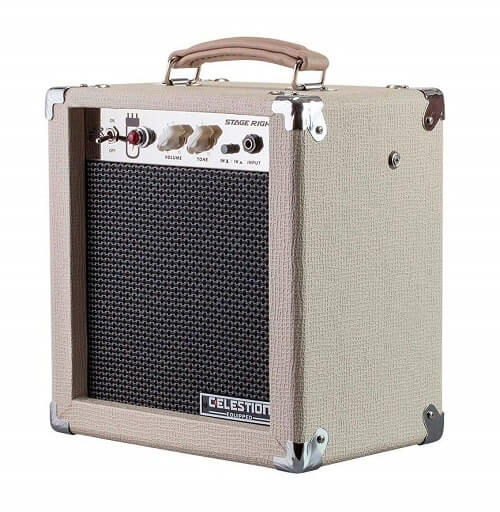 Monoprice 611705 5-Watt 1x8 Guitar Combo Tube Amplifier
