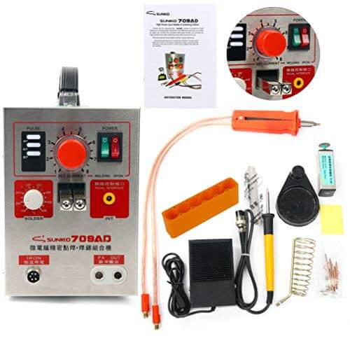 SUNKKO 709AD 15KVA High Power Battery Spot Welder